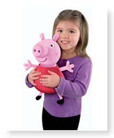 Buy Now Hug n Oink Peppa