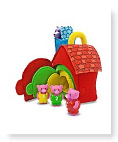 Buy Now Melissa And Doug Deluxe Three Little