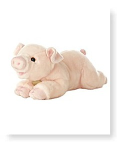 Buy Now Miyoni Pig 16 Plush