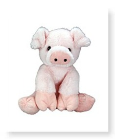 Mud Puddle Snuggle Ups Pig 16 Plush