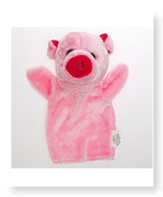Buy Now Pig Hand Puppet