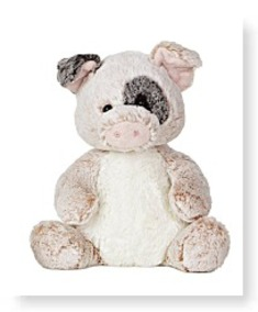 Sweet And Softer Percy Pig 12 Plush