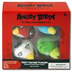 angry birds flingers soft pencil topper