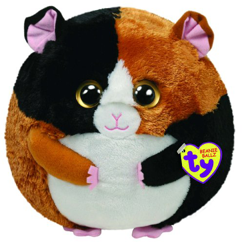 Ty Beanie Ballz Speedy The Guinea Pig (large)